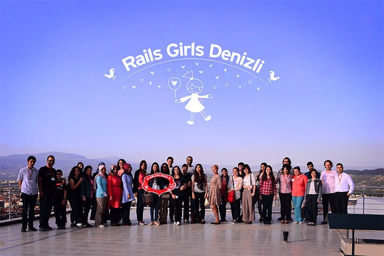 Rails Girls Denizli